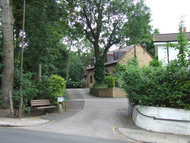 Lasseter Place, near Greenwich