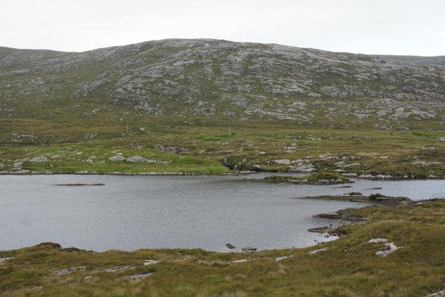Loch Fincastle, Luskentyre