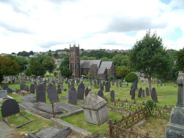St. David's Church, Bangor