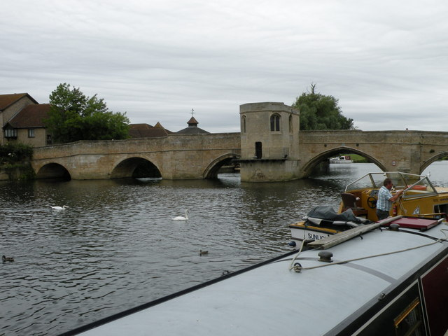 Ouse Bridge, St Ives