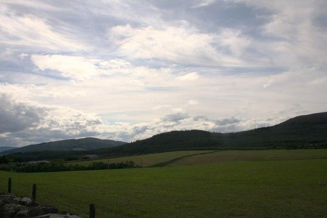 Farmland to Scarehill