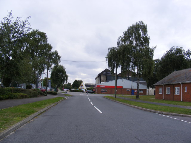 Betts Avenue, Martlesham