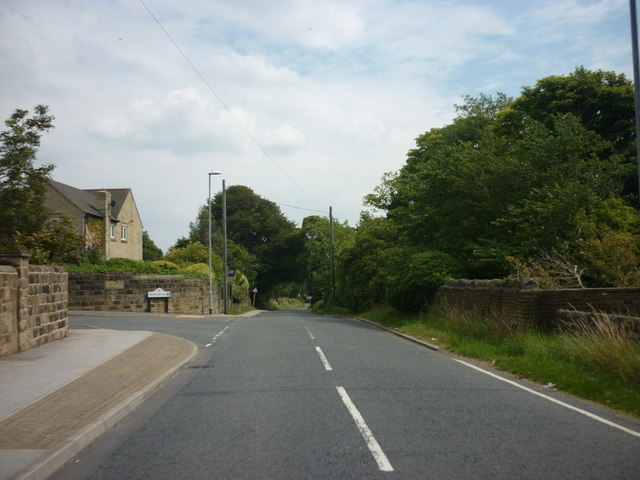 Old Lane, Old Bramhope