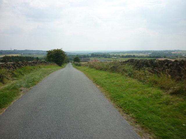 Occupation Lane, Bramhope Moor