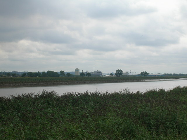 River Trent near Mere Dyke