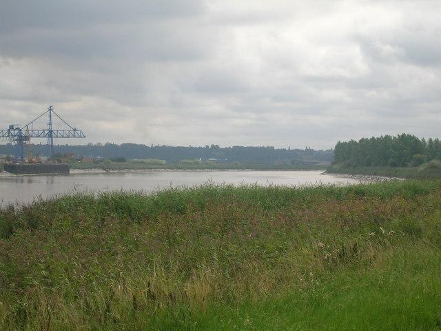 River Trent near Amcotts