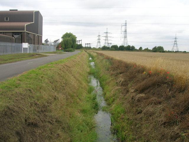 Keadby Common Drain