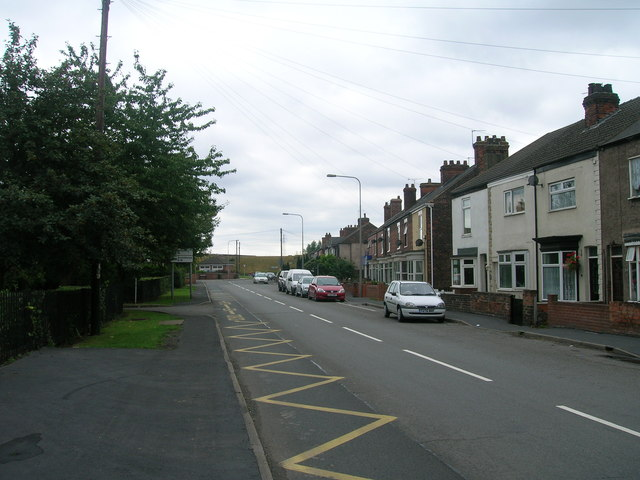 Station Road, Keadby