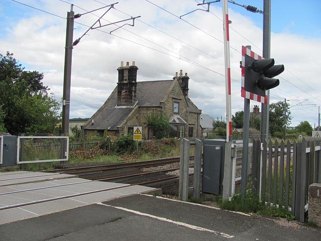 Goswick Station