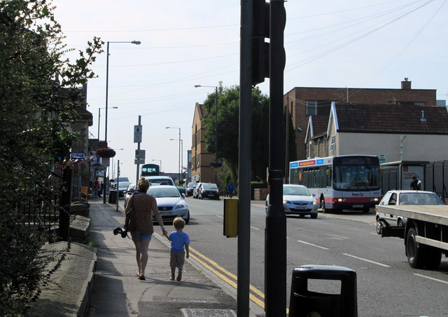 2011 : A4175 Broad Street, Staple Hill, Bristol