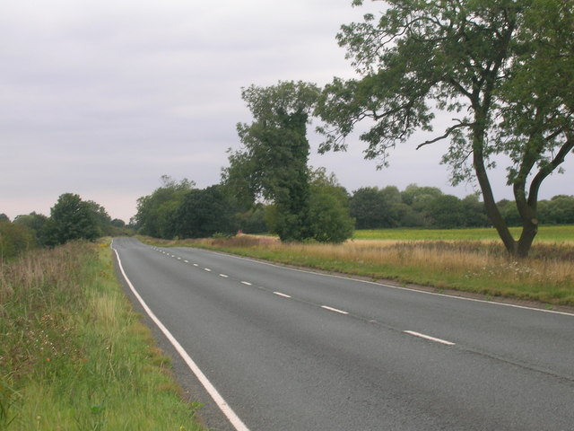 A18 towards Doncaster
