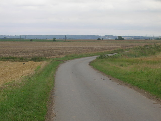 Outgate towards Crowle