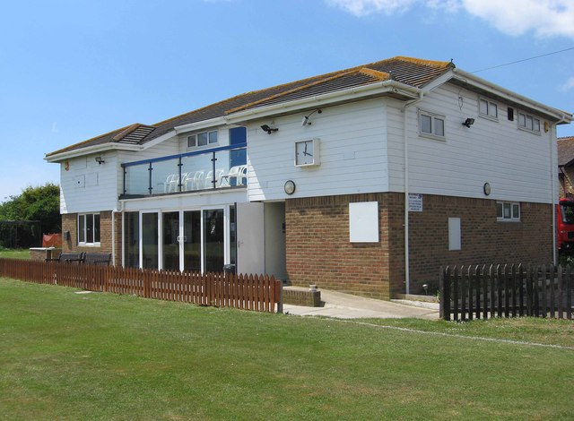 Pagham Cricket Club clubhouse, Nyertimber Lane, Nyetimber