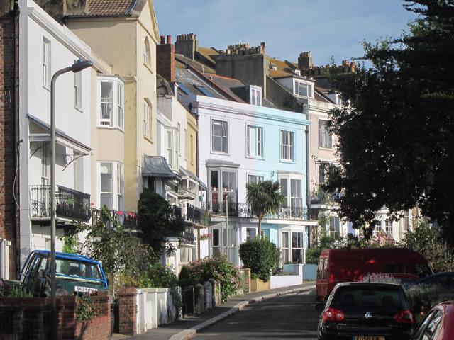 St Mary's Terrace
