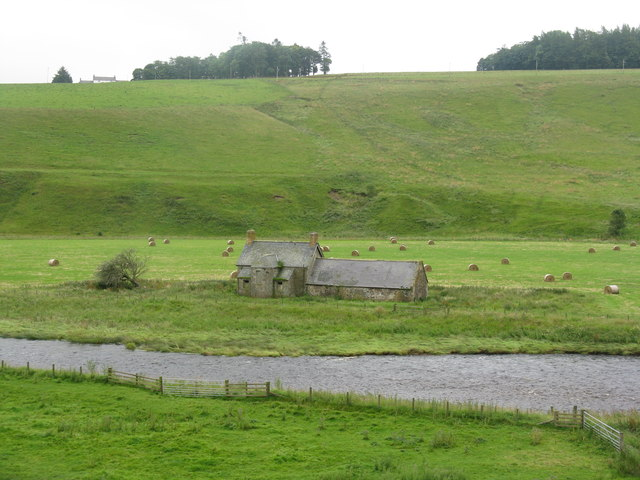 Ellemhaugh, near Ellemford