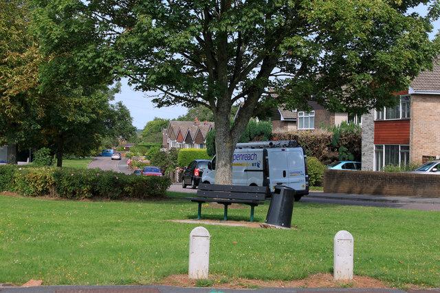 2011 : Badminton Road, Downend, Bristol