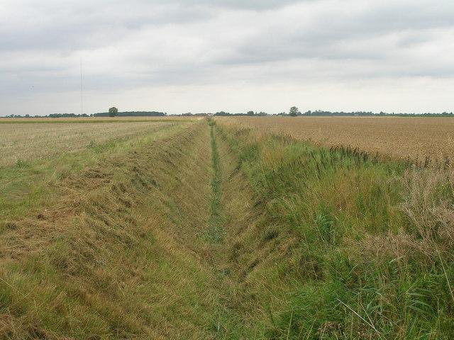 South Moor Drain