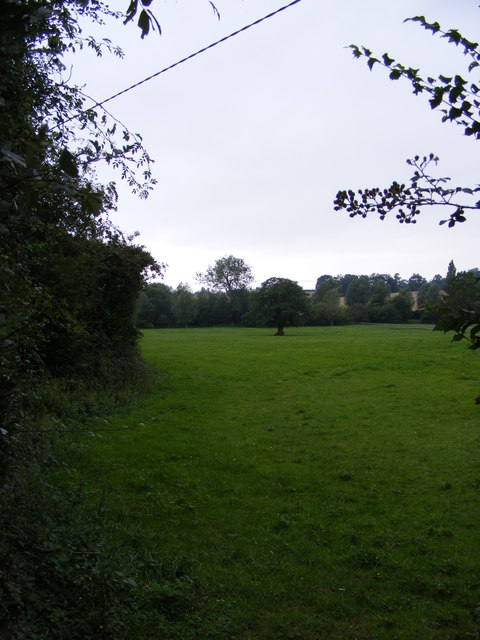 Footpath to Swan Lane