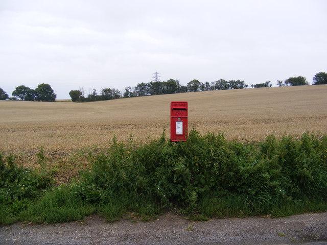 Brandeston Road George VI Postbox
