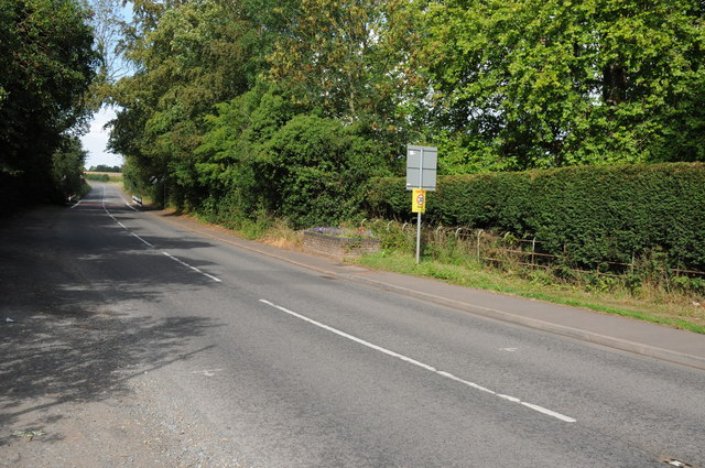 Rectory Lane, Hartlebury