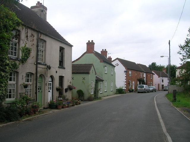 High Street, Luddington