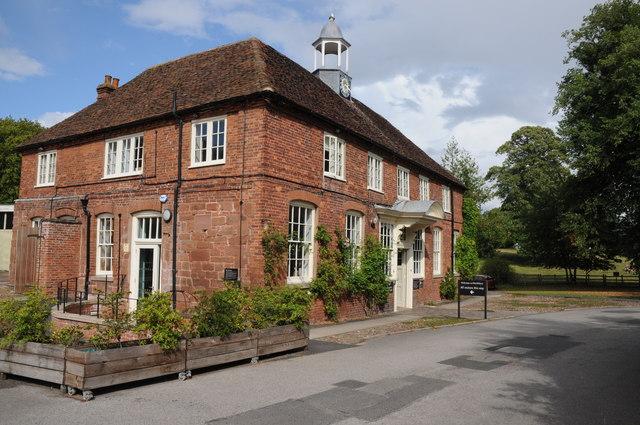 Coach House, Hartlebury Castle