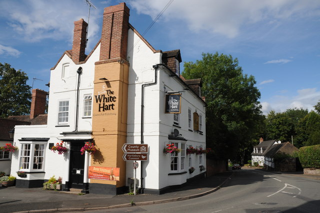 The White Hart, Hartlebury