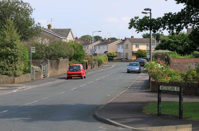 2011 : Westbourne Road, Downend, Bristol