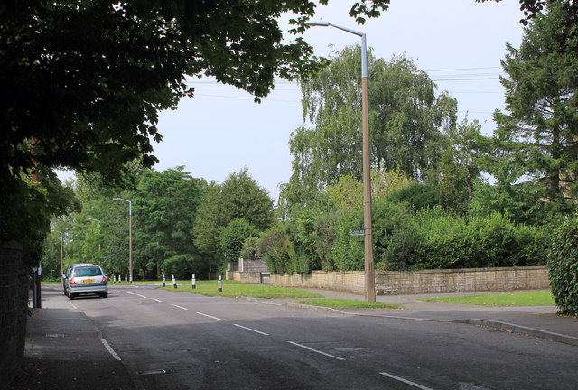 2011 : North on Beckspool Road, Frenchay