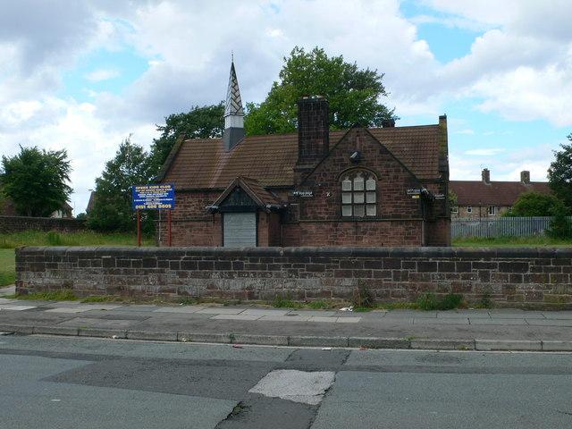 All Saints Church Hall, Speke
