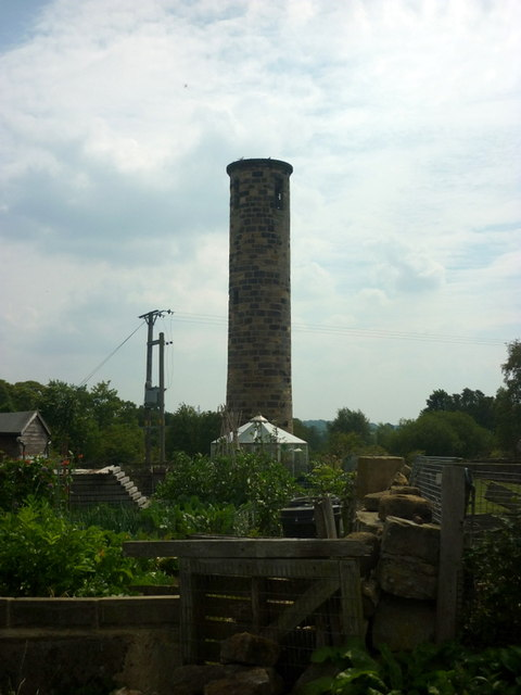 A tower off Moor Road