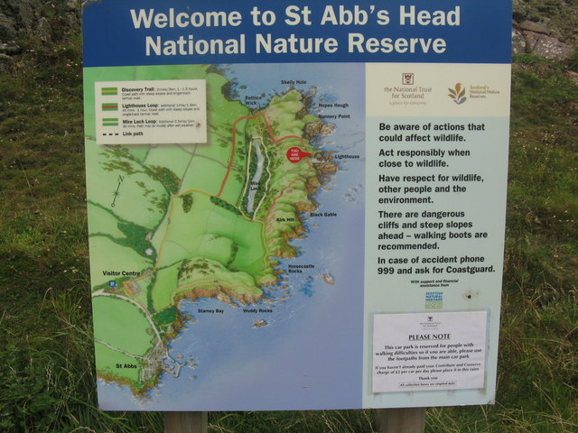 St Abb's Head National Nature Reserve