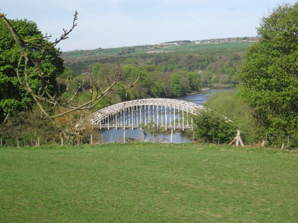 West Wylam Bridge