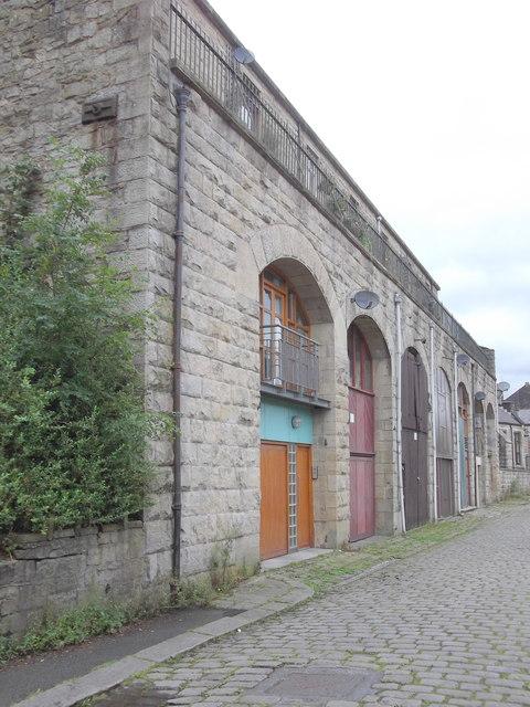 Lodge Street-Verna Street, Ramsbottom, Lancashire