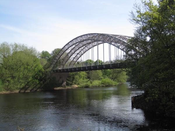 West Wylam Bridge (Wylam)