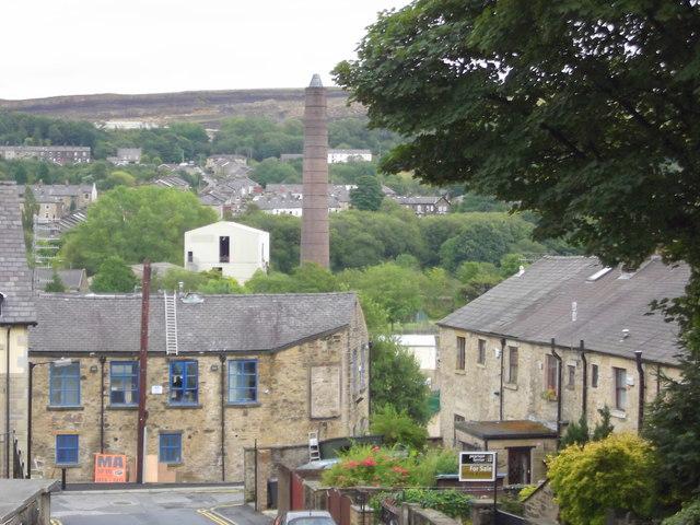 Irwell Works Brewery-Atlas Works-Joseph Strang's Foundry, Ramsbottom, Lancashire