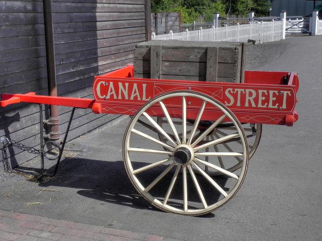 Cart, Blists Hill