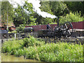 SJ6903 : Replica Steam Locomotive, Blists Hill by David Dixon