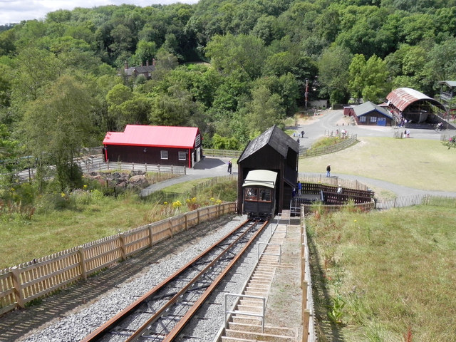The Inclined Lift, Blists Hill