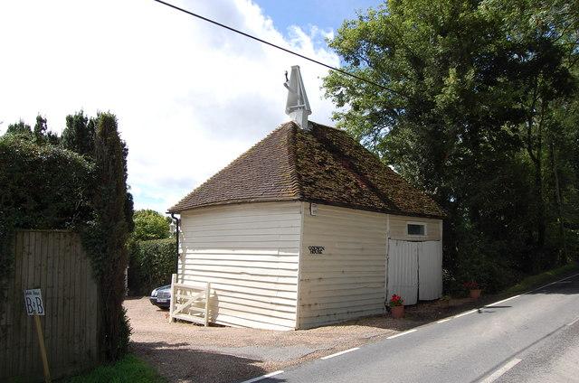 Godwin House, Cranbrook Road