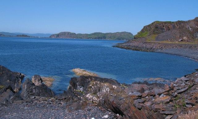 Shoreline at Cullipool
