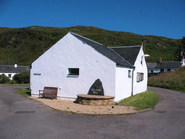Cullipool village hall
