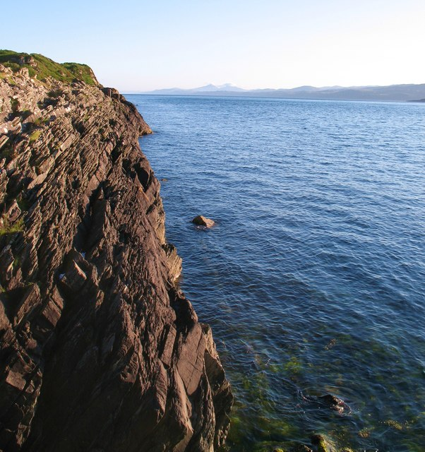 Coastline at Craignish Pier