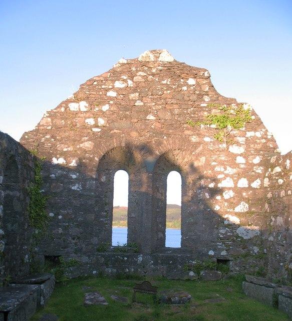 Kirkton Chapel interior