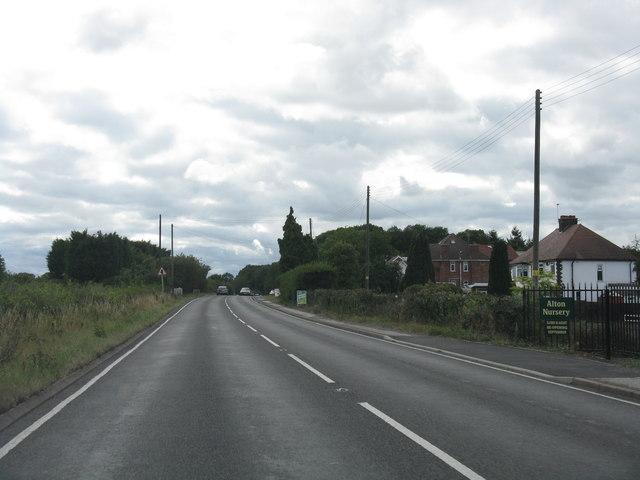 A456 at Alton Nursery