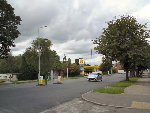 Dowson Road resurfaced