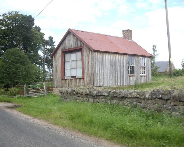 Old Souter's Shop, Muir Croft
