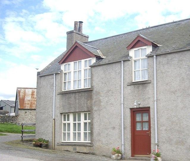 Marywell Farmhouse