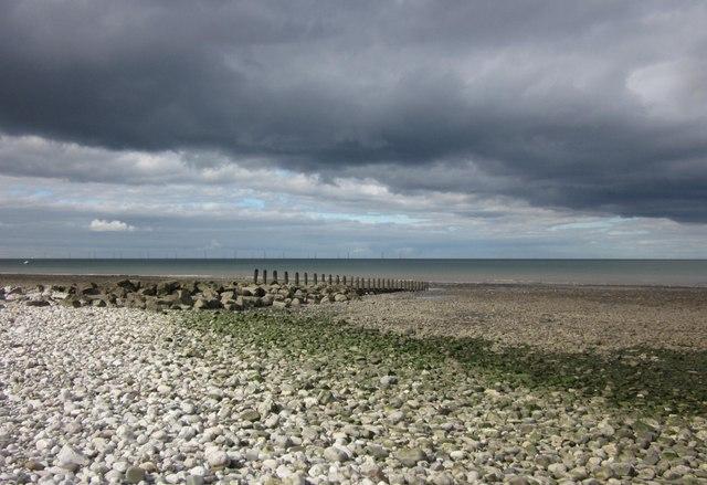 Traeth Llanddulas / Llanddulas Beach