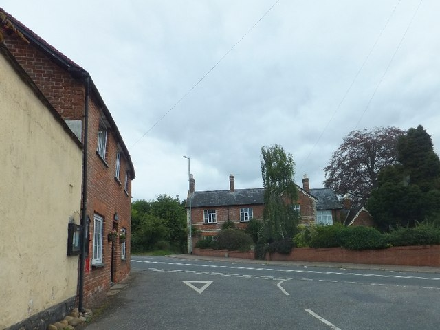 Fairmile crossroads